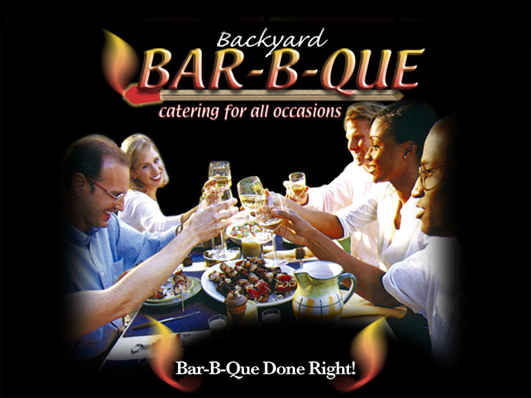 Welcome to Backyard Bar-B-Que
